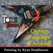 Picture of CUSTOM PAINT & ART