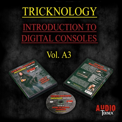 Picture of TRICKNOLOGY AUDIO # 3