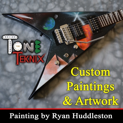Picture of CUSTOM PAINT & ART