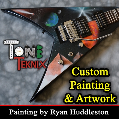 Picture of CUSTOM PAINTING & ART