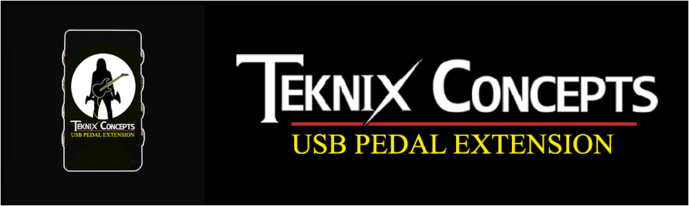 Pedal Extension Mini Banner