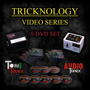 Tricknology 8-DVD Set
