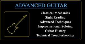Advanced Guitar