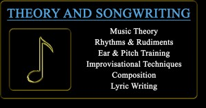 Theory and Songwriting