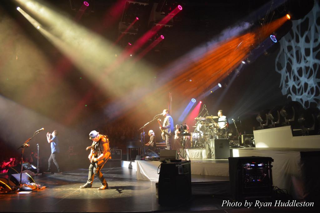 Train Band Bulletproof Picasso Tour 2015 20 by Ryan Huddleston
