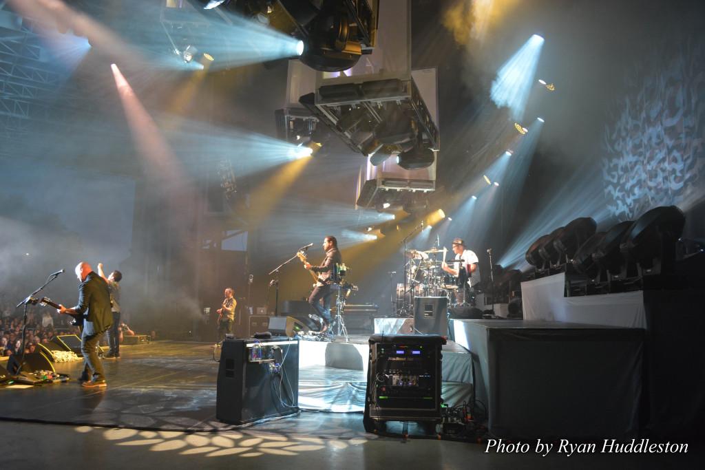 Train Band Bulletproof Picasso Tour 2015 1 by Ryan Huddleston