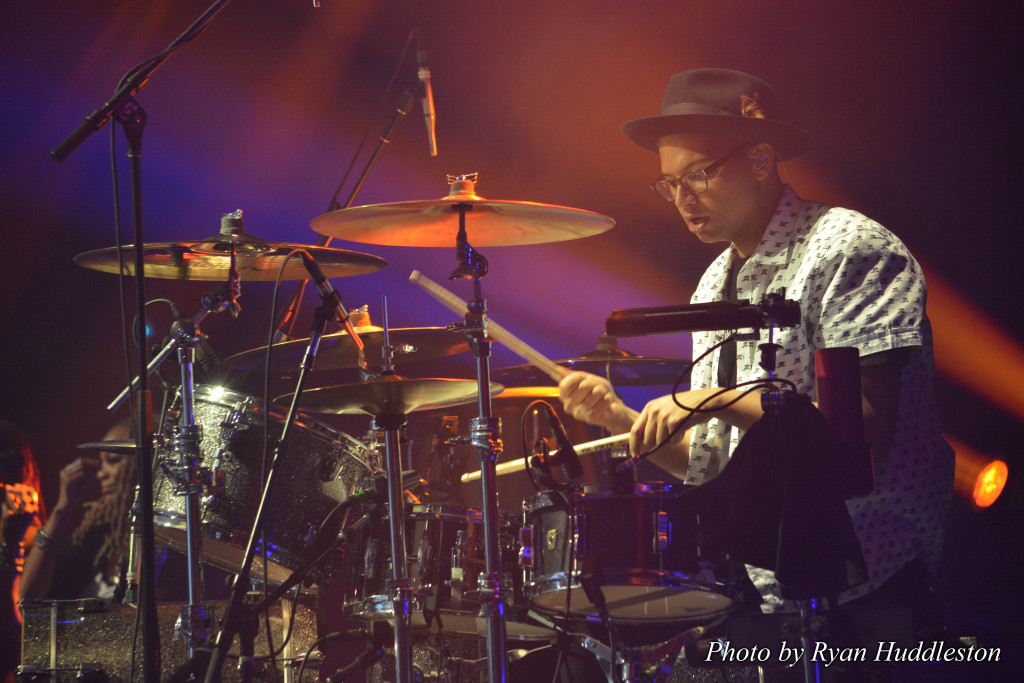 Drew Shoals of Train Band Bulletproof Picasso Tour 2015 1 by Ryan Huddleston
