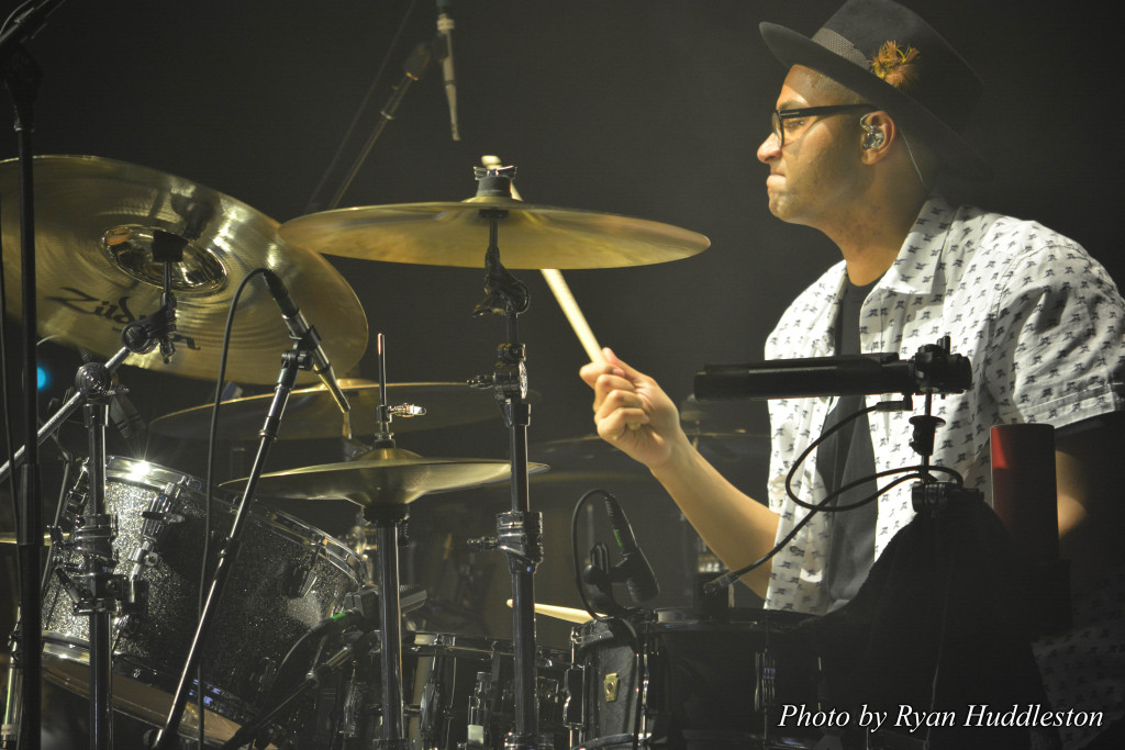 Drew Shoals of Train Band Bulletproof Picasso Tour 2015 3 by Ryan Huddleston