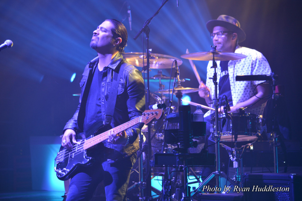 Train Band Bulletproof Picasso Tour 2015 3 by Ryan Huddleston