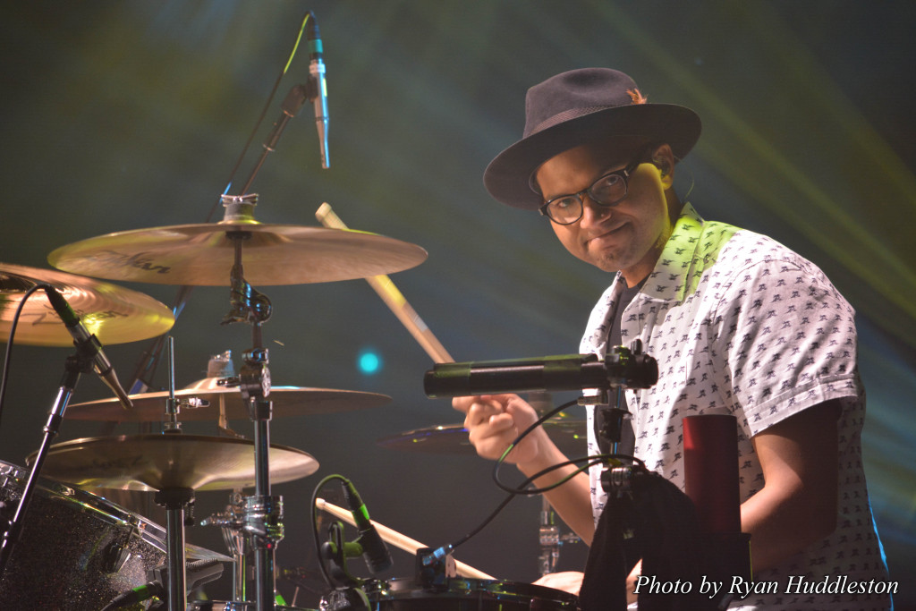 Drew Shoals of Train Band Bulletproof Picasso Tour 2015 5 by Ryan Huddleston