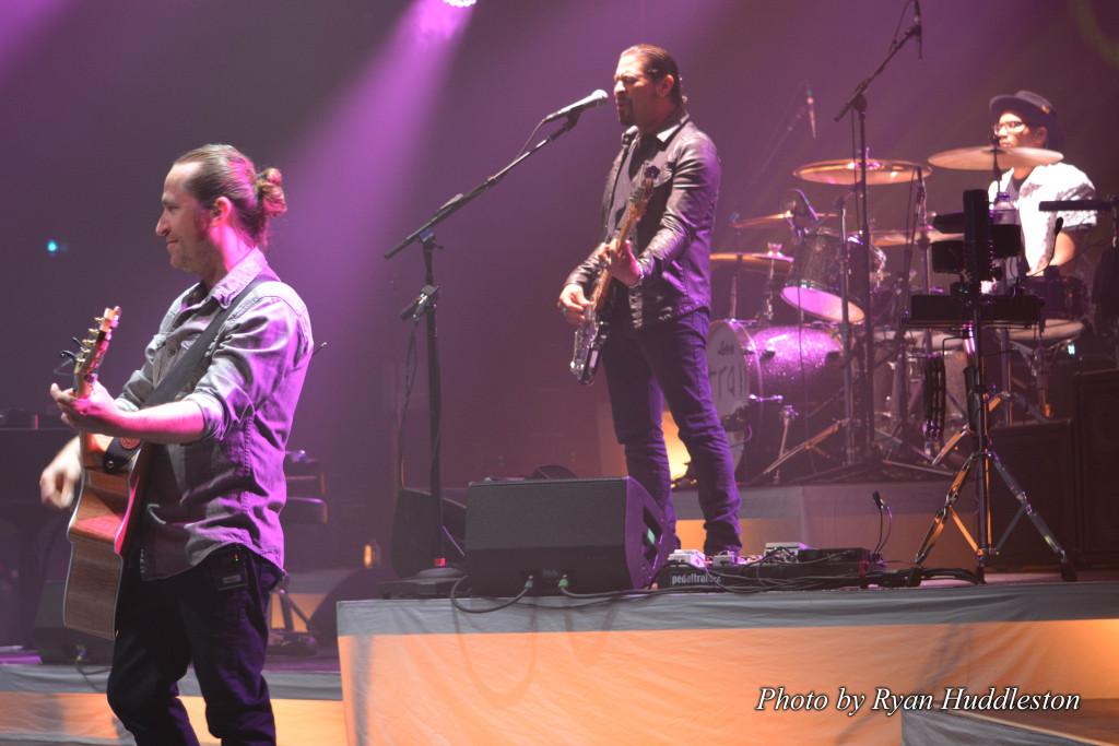 Train Band Bulletproof Picasso Tour 2015 4 by Ryan Huddleston