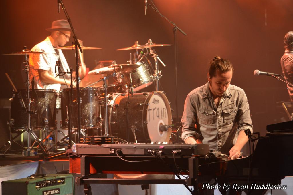 Train Band Bulletproof Picasso Tour 2015 6 by Ryan Huddleston