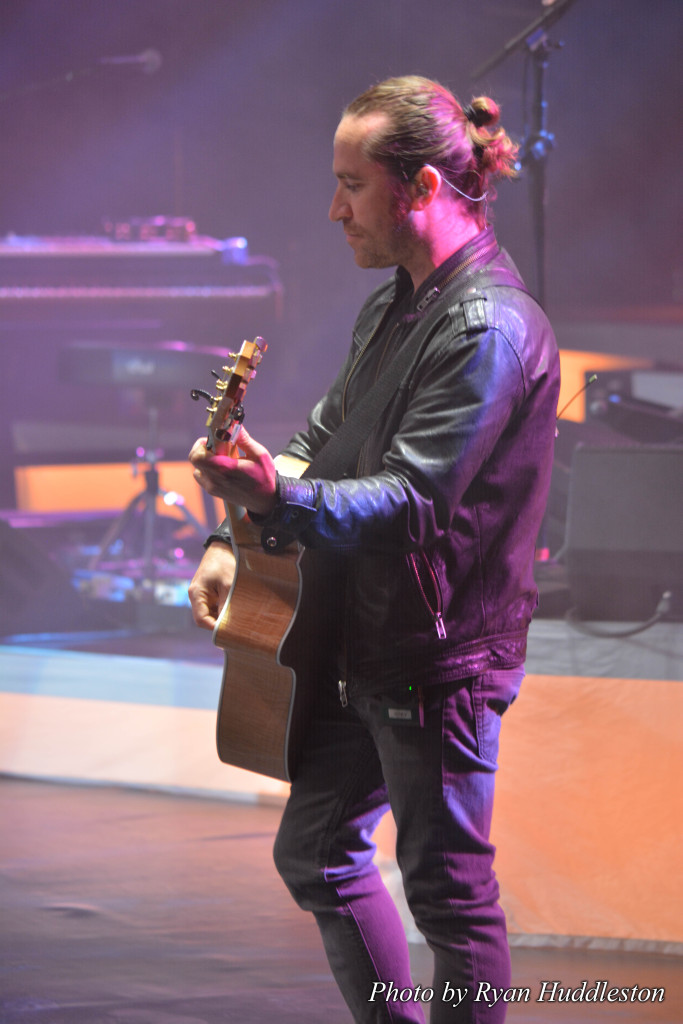 Jerry Becker of Train Band Bulletproof Picasso Tour 2015 8 by Ryan Huddleston