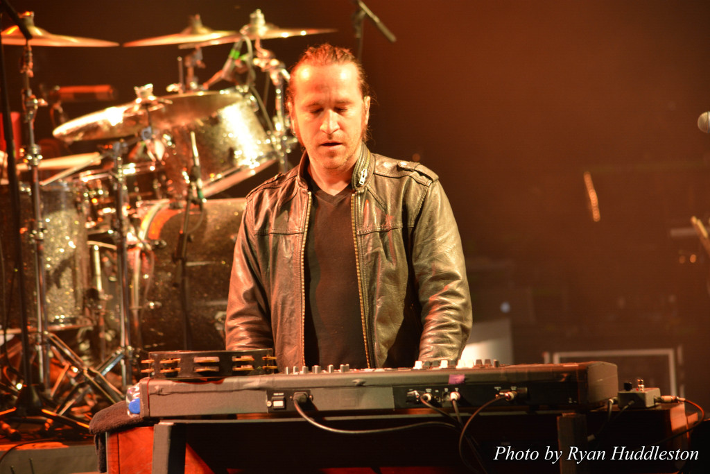 Jerry Becker of Train Band Bulletproof Picasso Tour 2015 10 by Ryan Huddleston