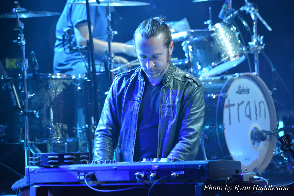 Jerry Becker of Train Band Bulletproof Picasso Tour 2015 11 by Ryan Huddleston
