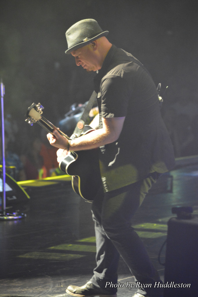 Jimmy Stafford of Train Band Bulletproof Picasso Tour 2015 8 by Ryan Huddleston
