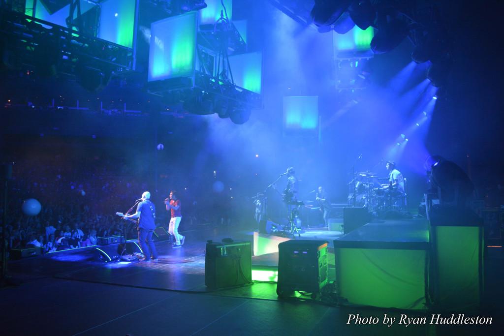 Train Band Bulletproof Picasso Tour 2015 25 by Ryan Huddleston