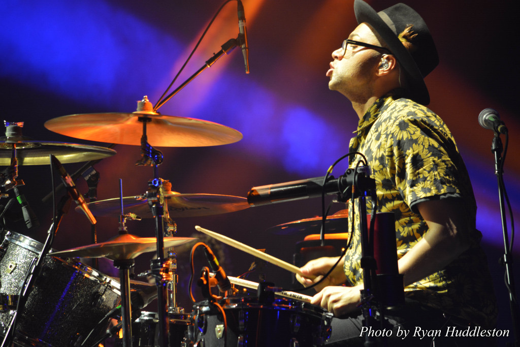 Drew Shoals of Train Band Bulletproof Picasso Tour 2015 10 by Ryan Huddleston