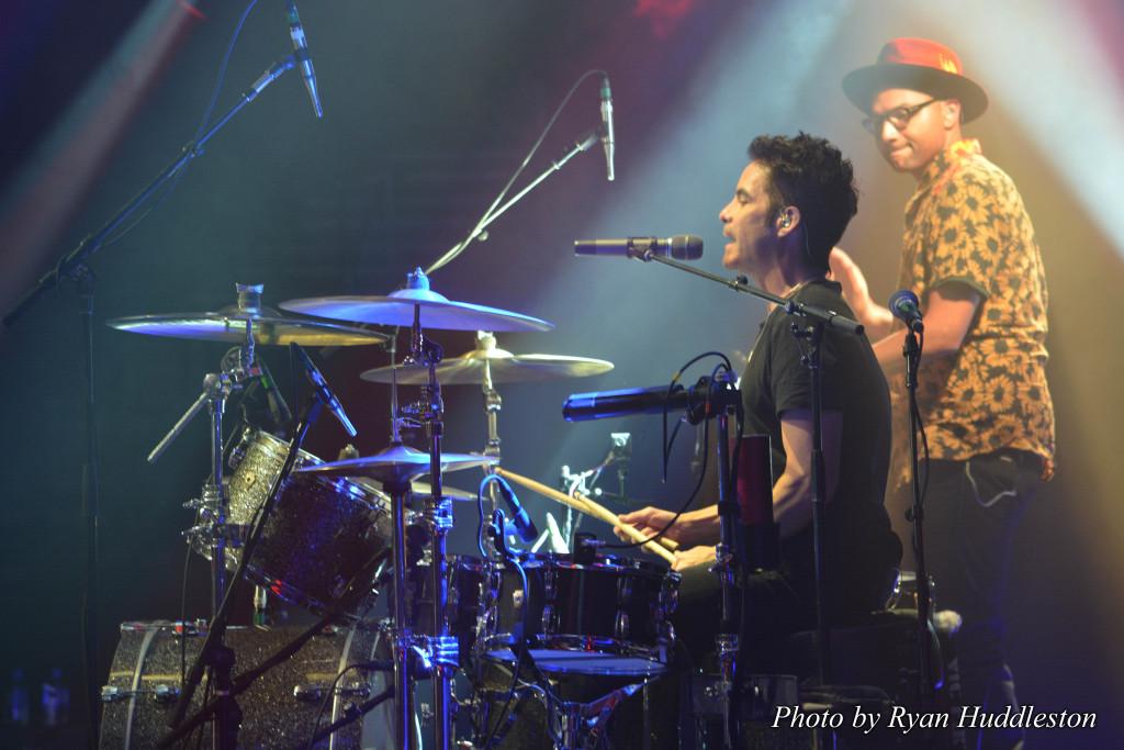 Train Band Bulletproof Picasso Tour 2015 10 by Ryan Huddleston