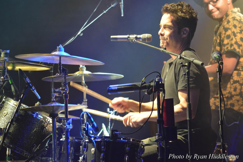 Pat Monahan of Train Band Bulletproof Picasso Tour 2015 15 by Ryan Huddleston