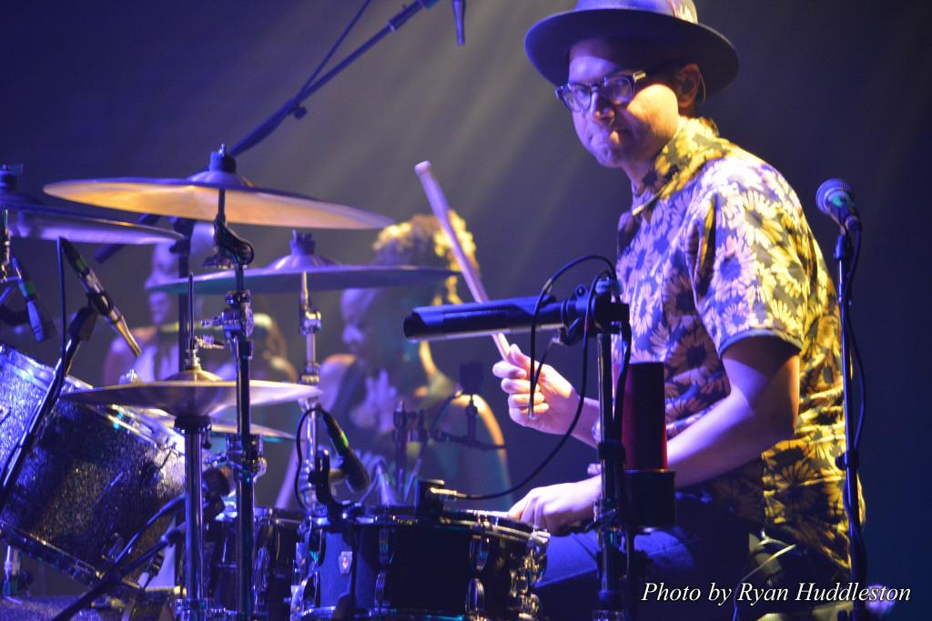 Train Band Bulletproof Picasso Tour 2015 12 by Ryan Huddleston
