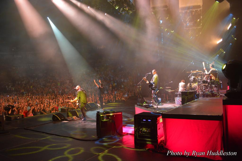 Train Band Bulletproof Picasso Tour 2015 16 by Ryan Huddleston