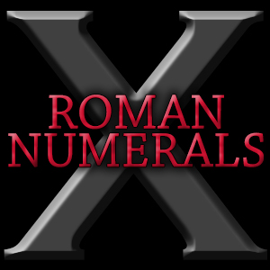 RomanNumerals