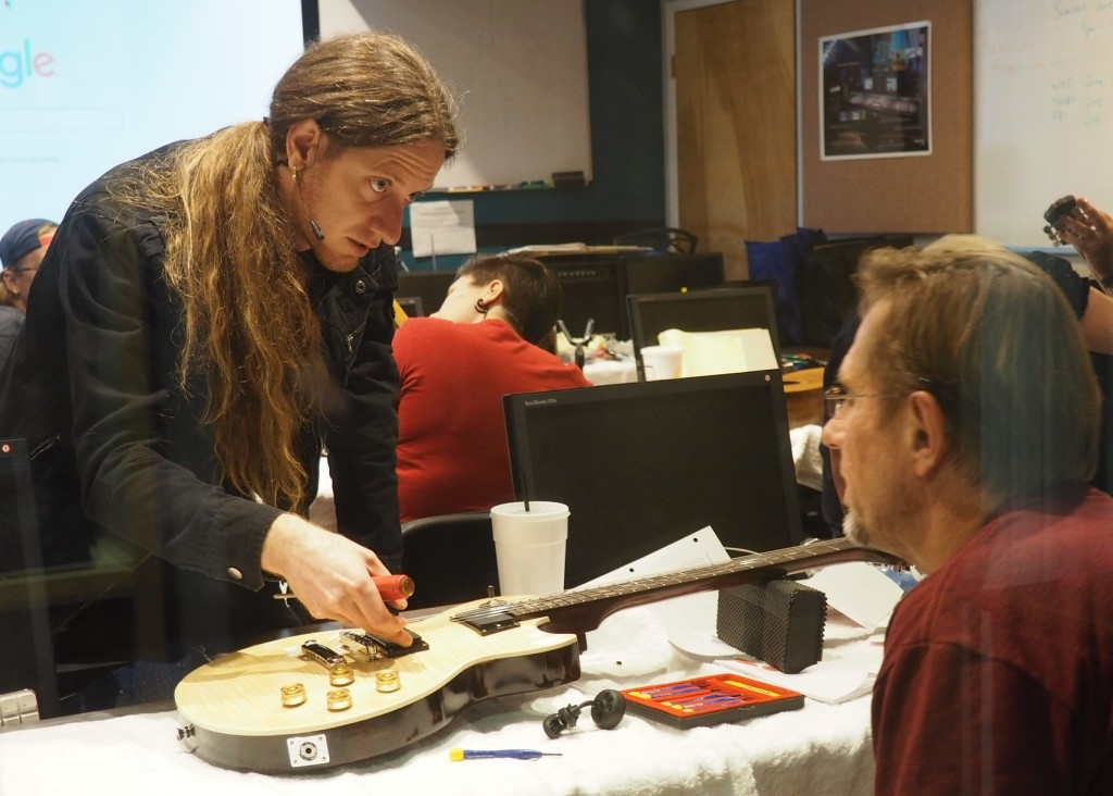 Guitar Repair Workshop 1