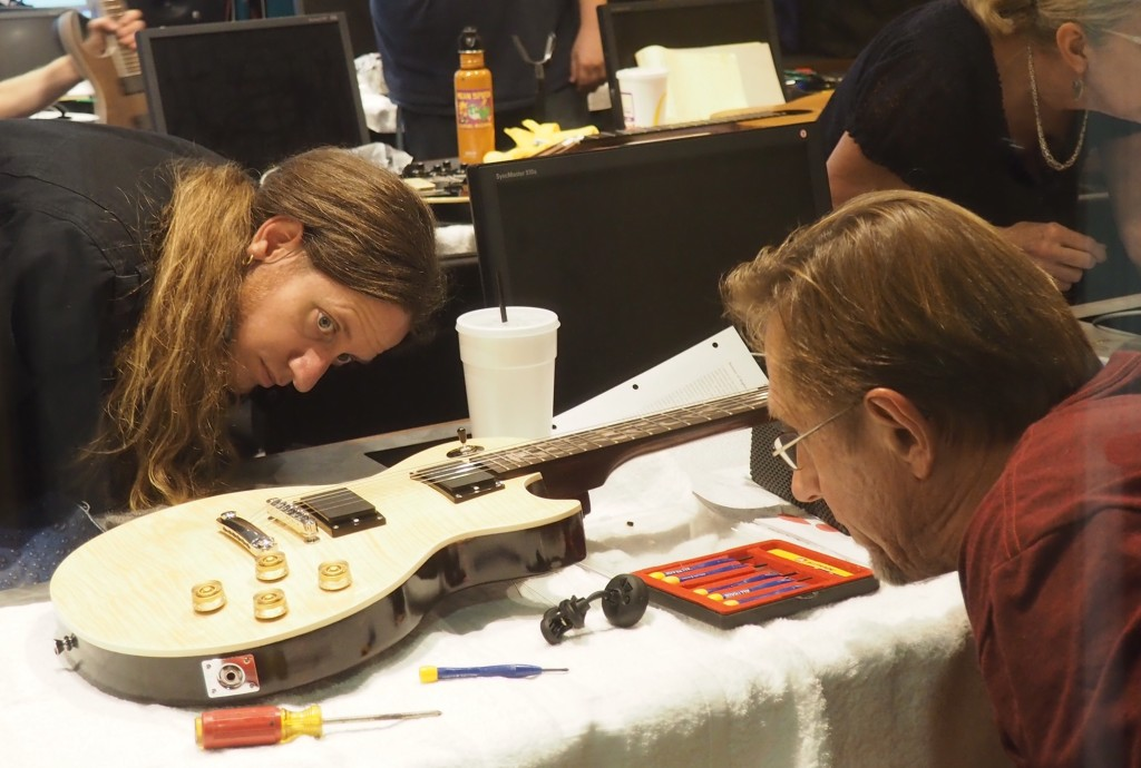 Guitar Repair Workshop 2