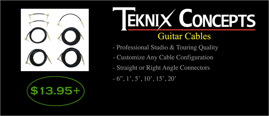 Guitar CablesStroke1