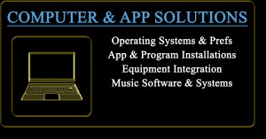 Music Software & Systems