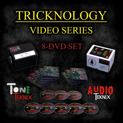 Picture of TRICKNOLOGY 8-DVD SET